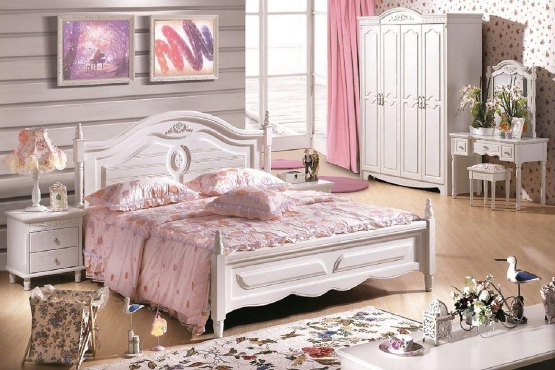 Camere da letto per ragazze e bambine: come arredarle