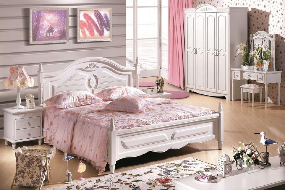 Camere da letto per ragazze: come arredarle nel modo giusto