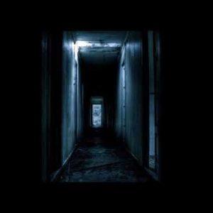 casa poco illuminata e buia