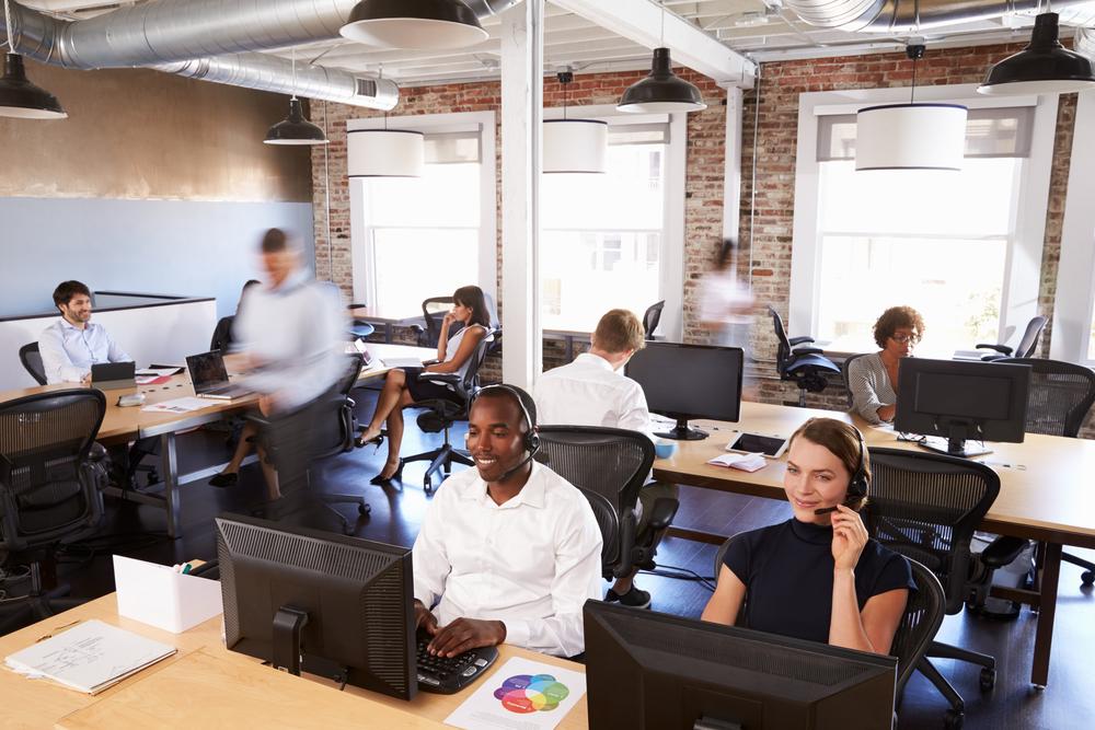 Mobili call center, come arredare un centro chiamate