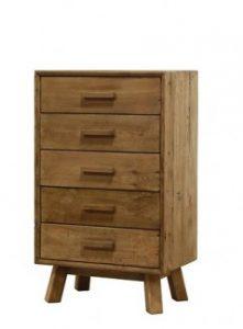 mobili legno naturale bagno
