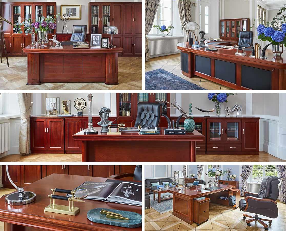 Come arredare un ufficio presidenziale: 3 idee esclusive da non perdere